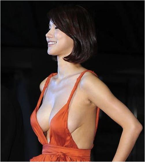 Oh In Hye, cleavage fashion dress | Super Sexy Models in ...
