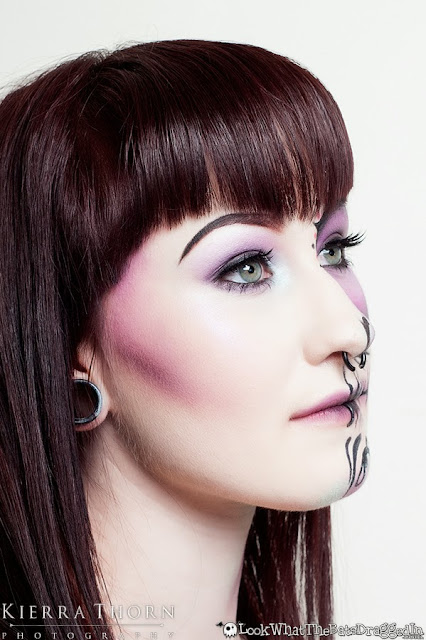 Illamasqua Beauty School Drop-in halloween sugarskull beauty makeup
