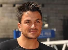 PETER ANDRE COOL HAIRSTYLE