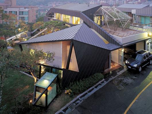Korean house design living room design ideas for Home design korea