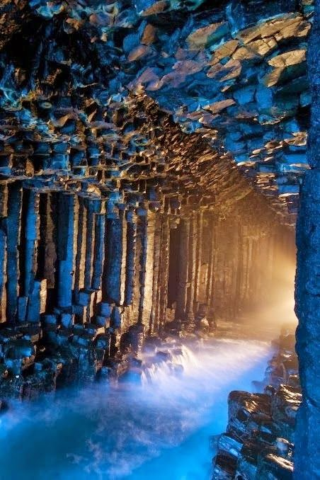 Fingal's Cave, Scotland