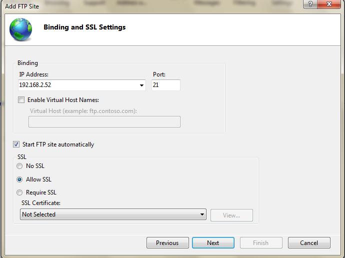 Cara Membuat FTP Server Di Windows7