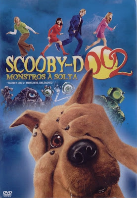 Scooby-Doo 2: Monstros à Solta - DVDRip Dual Áudio