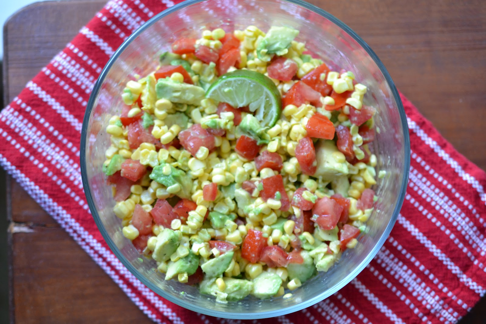 Feed Your Genes: Fresh Corn Salad