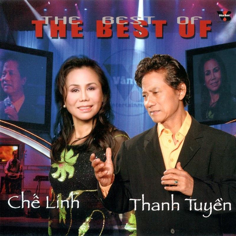 Vân Sơn CD166 - The Best Of Chế Linh - Thanh Tuyền (NRG)