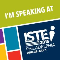 ISTE 2015 Presenter