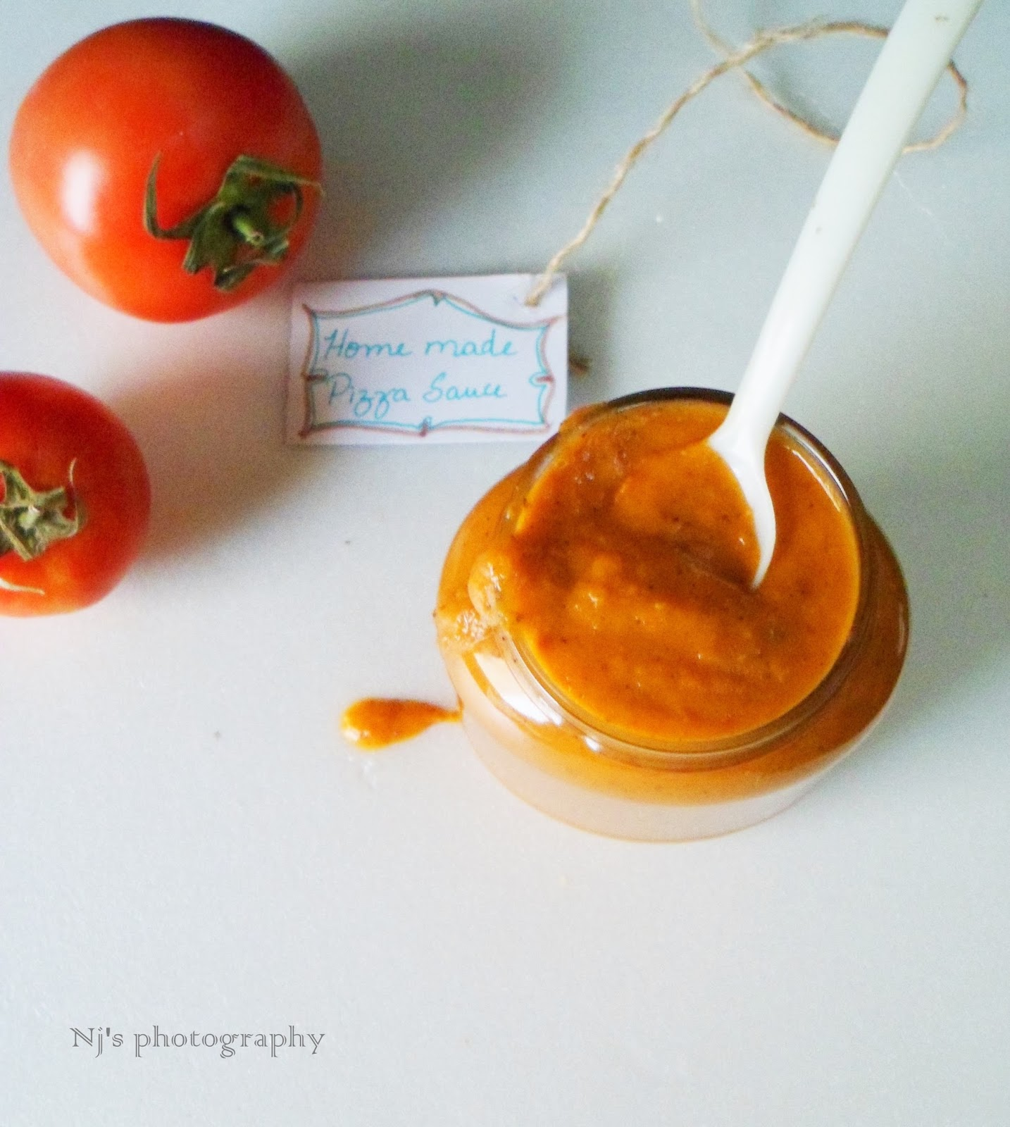 Pizza Sauce From Scratch Home Made Pizza Sauce Pizza Sauce Free From Preser