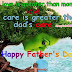 Happy Father's Day SMS Photos, English Wishes and Shayari