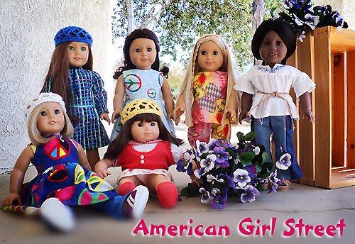 American Girl Street