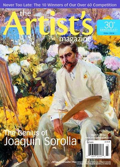 The Artist's Magazine March 2014