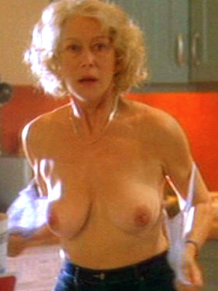 Apologise, Helen mirren naked movie scenes phrase magnificent