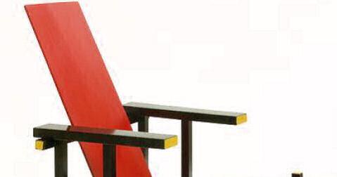 Rood Blauwe Stoel : Analyses gerrit rietveld terugkoppeling naar de rood blauwe stoel