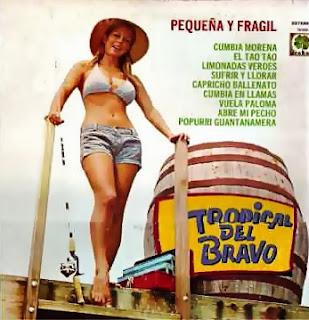 Tropical Del Bravo - Gotitas De Amor