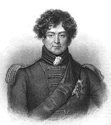 George IV  from La Belle Assemblée (1820)