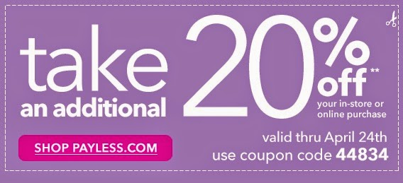 Free Printable Coupons: Payless Shoes Coupons