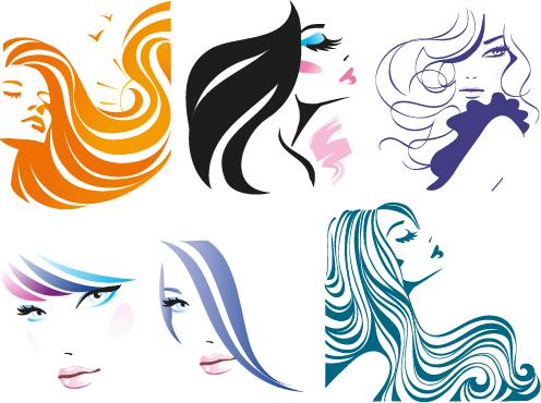 rostros de mujer sensuales