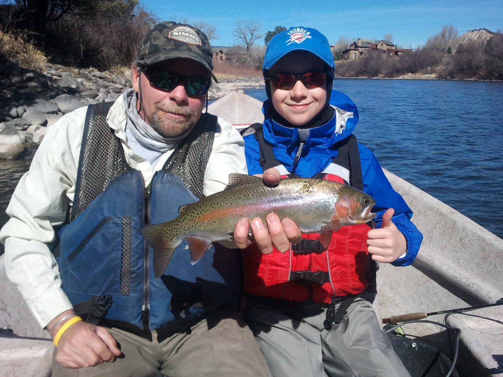 Taylor creek flyshop row vs wade a float guides for Taylor fly fishing
