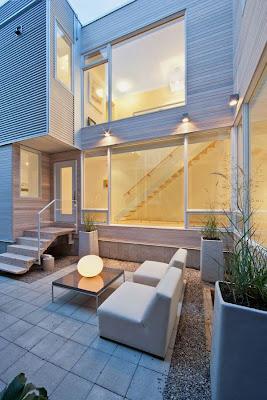 Desain Rumah Minimalis Kontemporer Terbaru