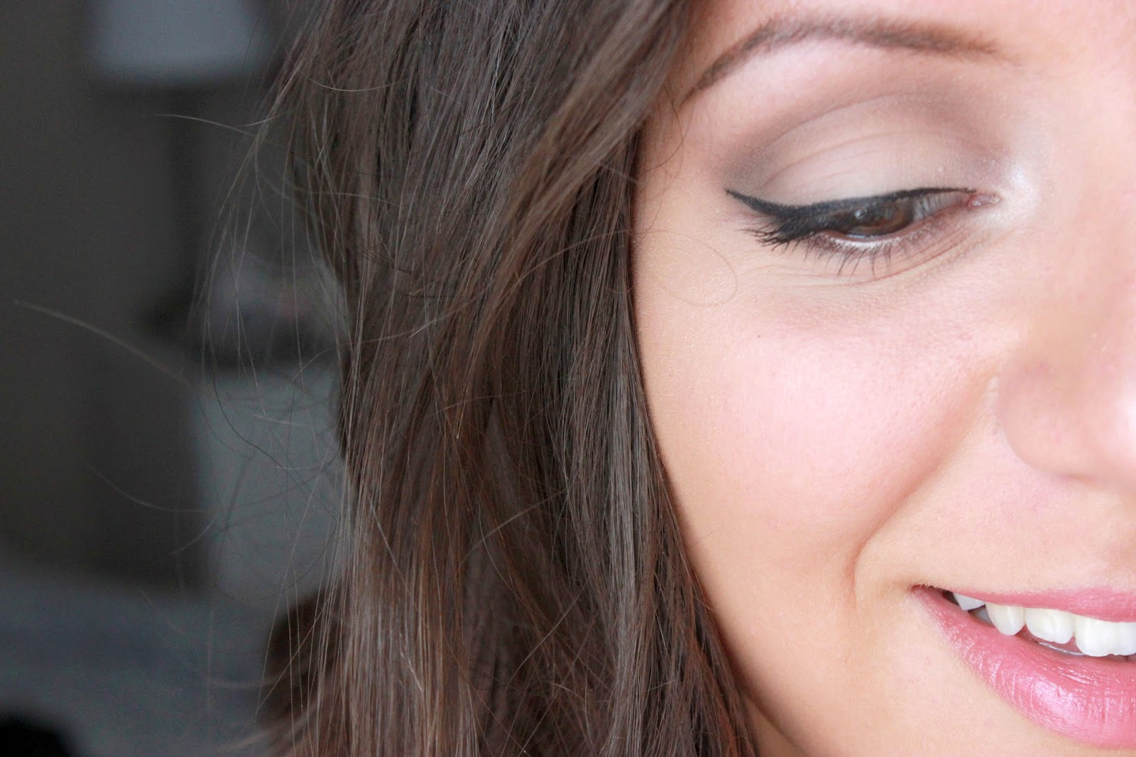 Nude makeup with Urban Decay Naked Basics
