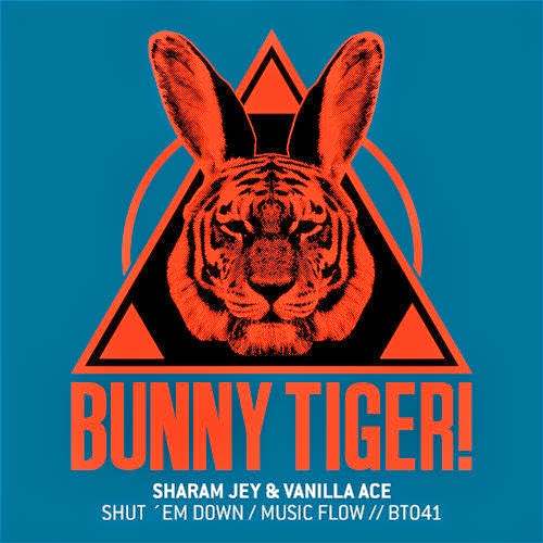 Sharam Jey & Vanilla Ace - Shut 'Em Down / Music Flow