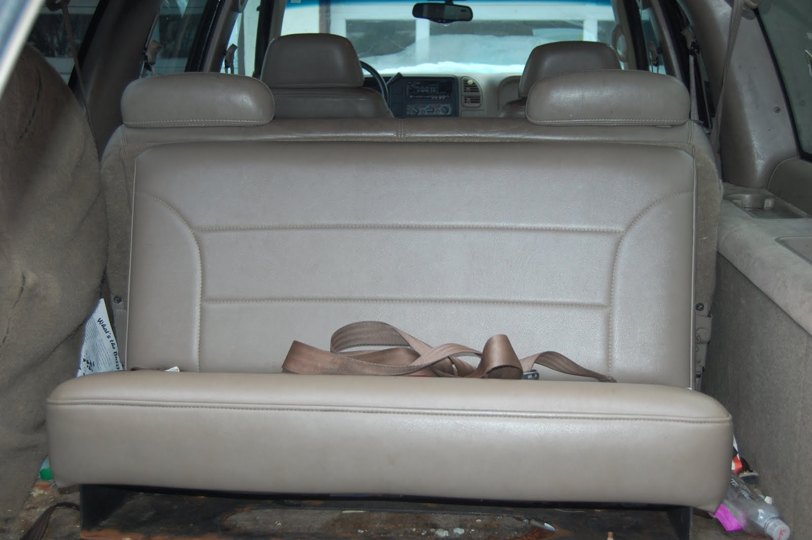 Suburban Bench Seat Part - 36: Suburban Bench Seat For Sale