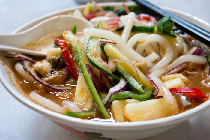 "hungry tummies: Asam Laksa/Penang Laksa 亞參叻沙 - ""Malaysian ..."