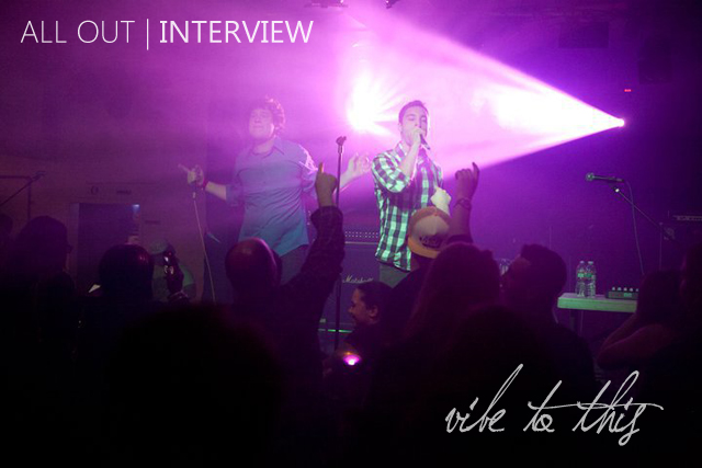 ALL+OUT+Interview All Out & Vibe To This Interview @ Webster Hall, NYC