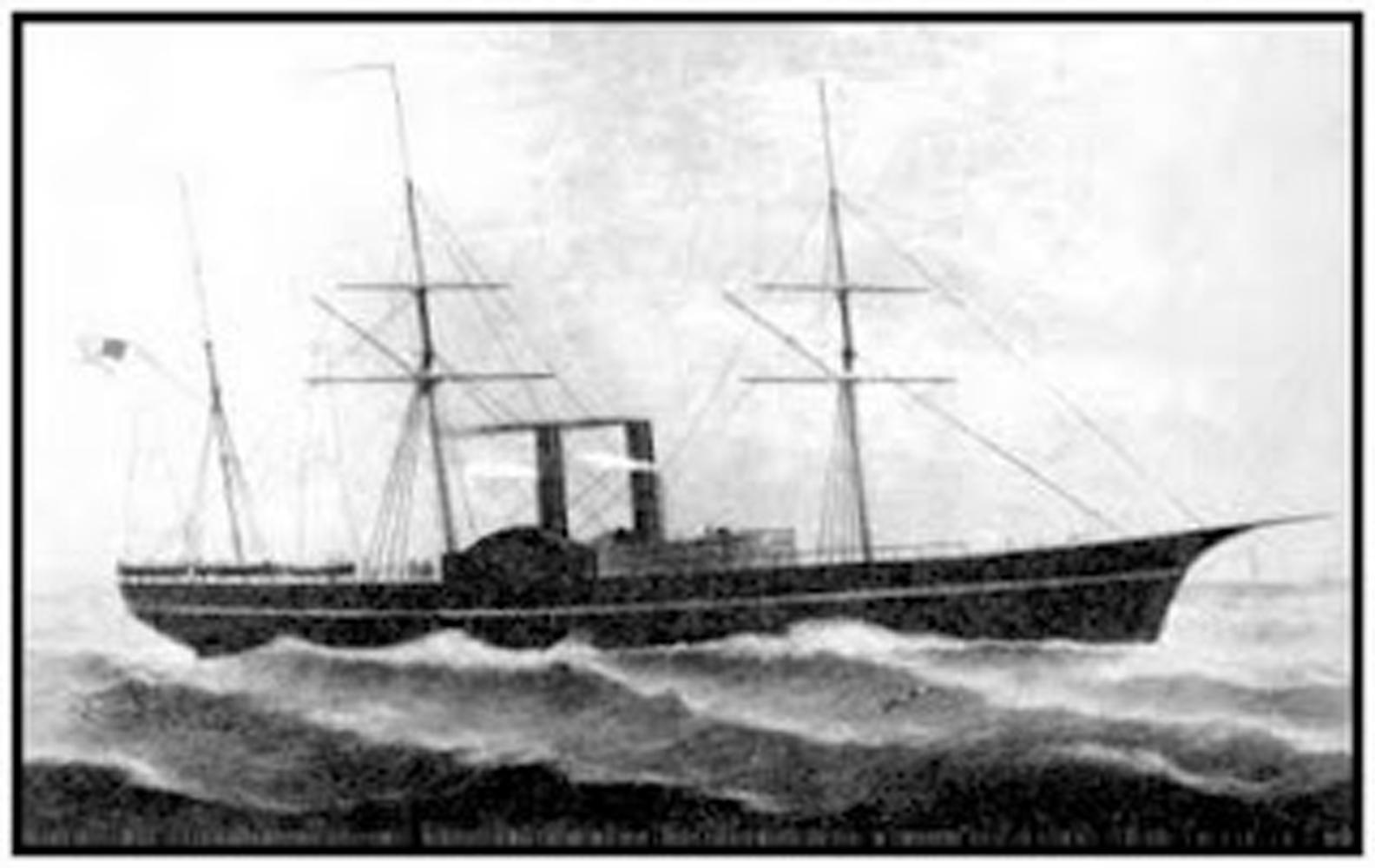 Mas informacion sobre hundimiento del barco golden gate - Todo sobre barcos ...