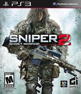 Sniper Ghost Warrior 2 PS3 Games ISO