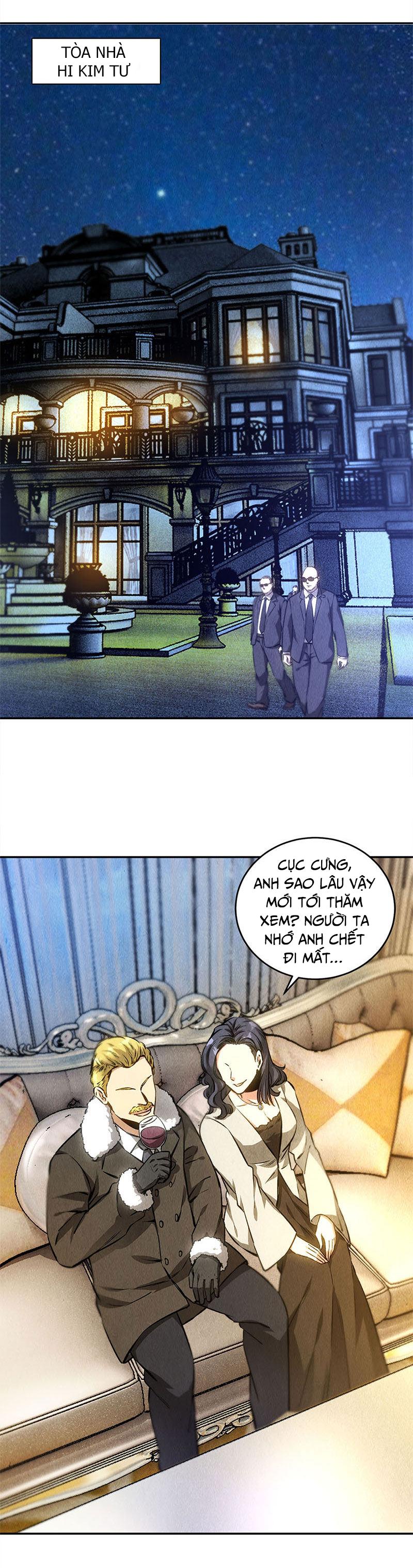 Ta Là Phế Vật chap 111 - Trang 11