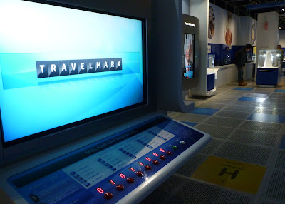 Travelmarx – Binary Exhibit at the Intel Museum