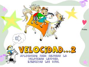 MEJORAR LA VELOCIDAD LECTORA 2