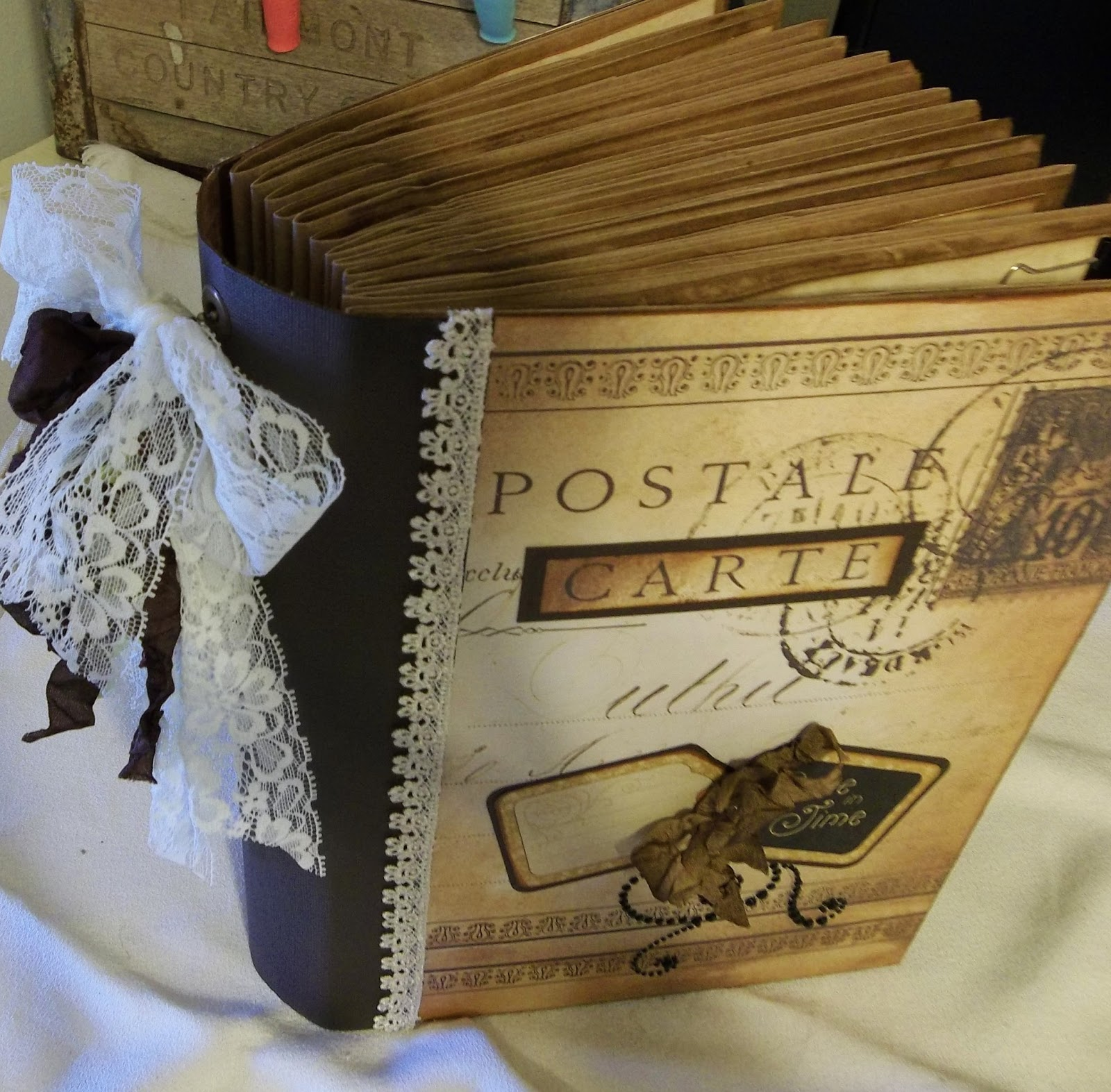 Scrapbook ideas history projects - Creative Cafe