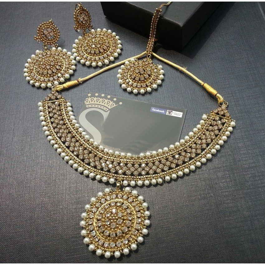 Fashion 2016: Latest Jewelry Sets 2016 For Women