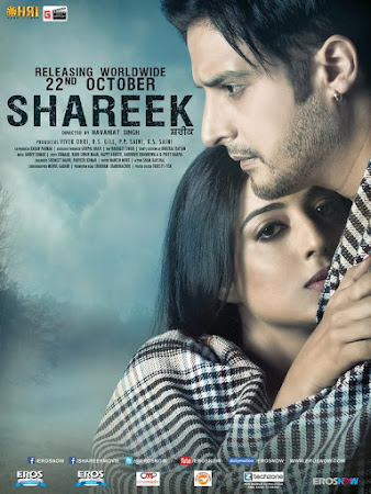 Poster Of Bollywood Movie Shareek 2015 Full Movie Free Download 300MB DVDRip 480P ESubs Watch Online