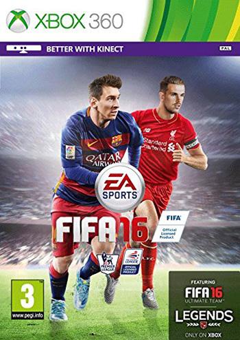 FIFA 16 - Multilenguaje [Español] [XBOX 360]