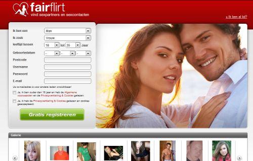 flirt fair erotisk dating