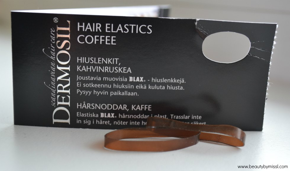 Dermosil Hair Elastics