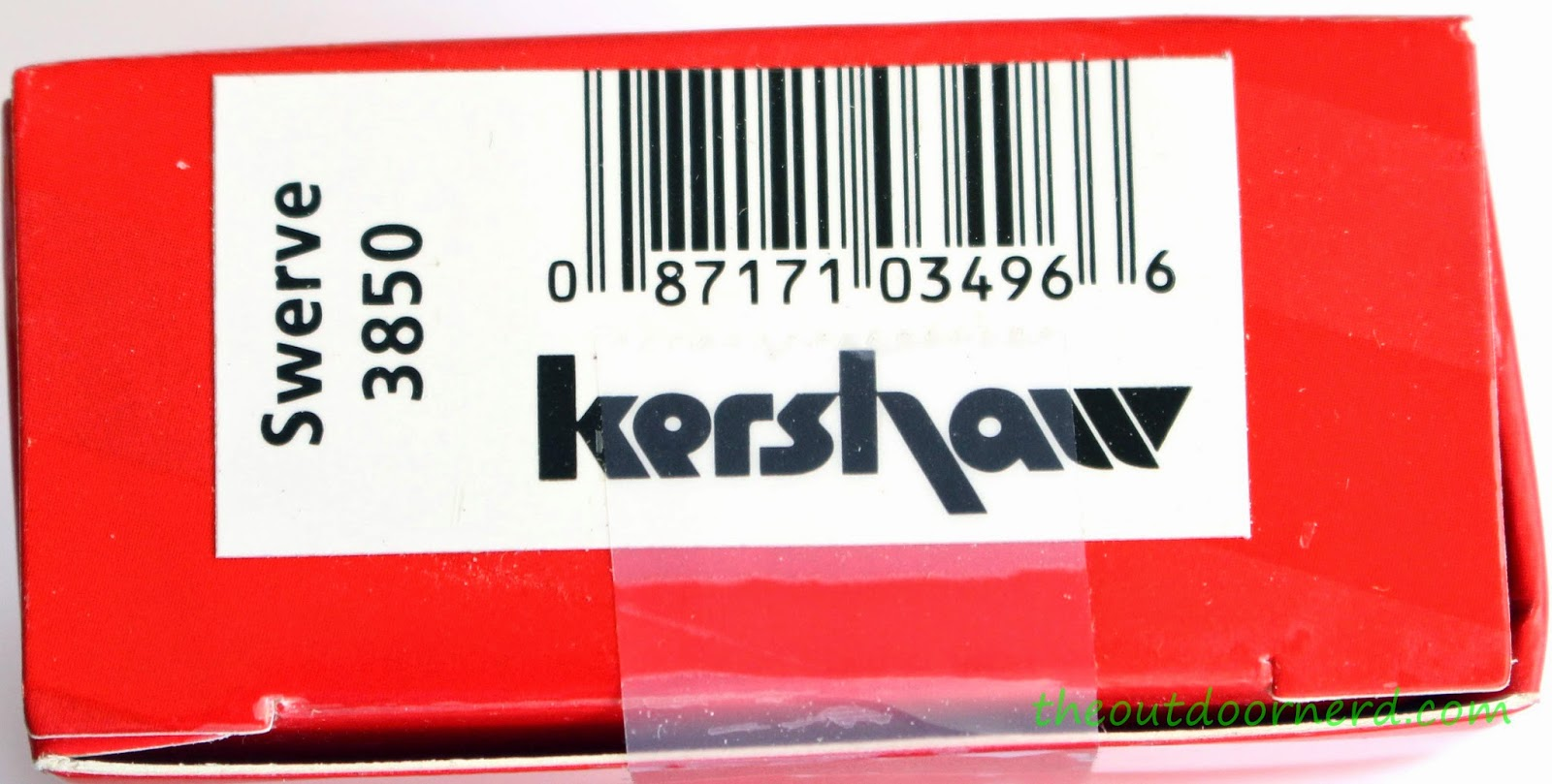 Kershaw Swerve EDC Pocket Knife:  In Box 2