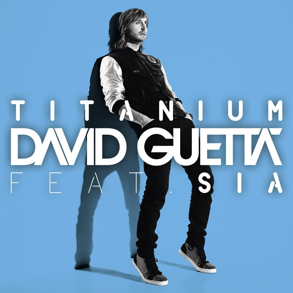 David guetta titanium album art