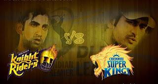 IPL 2012 Finals
