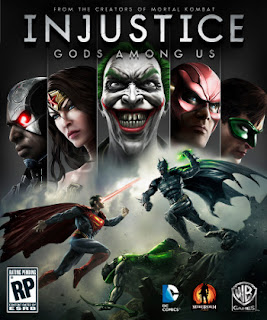 Super Compactado Injustice: Gods Among Us PC