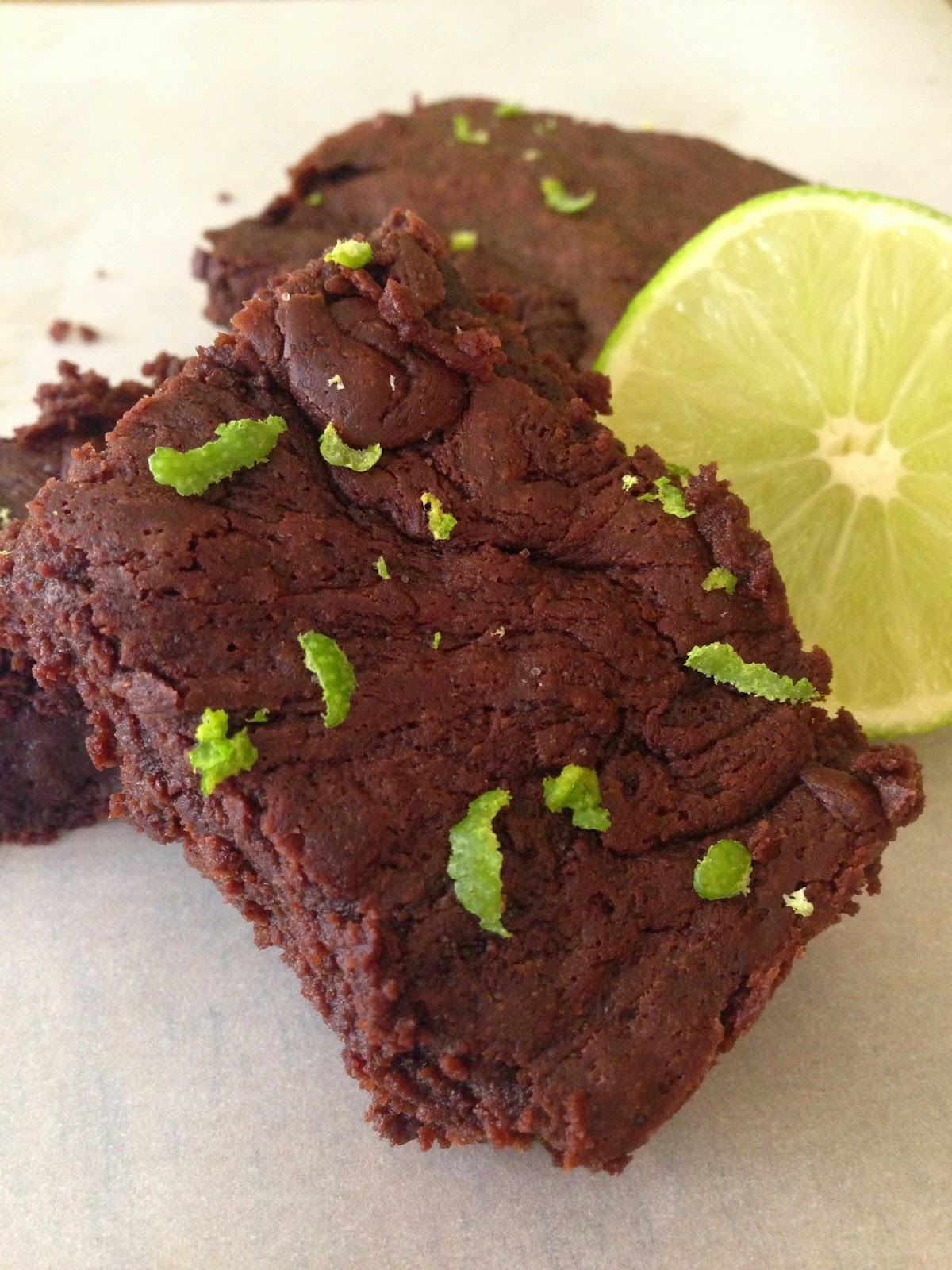 A Love Letter to Food: Extra Dark Brownies with Sea Salt ...