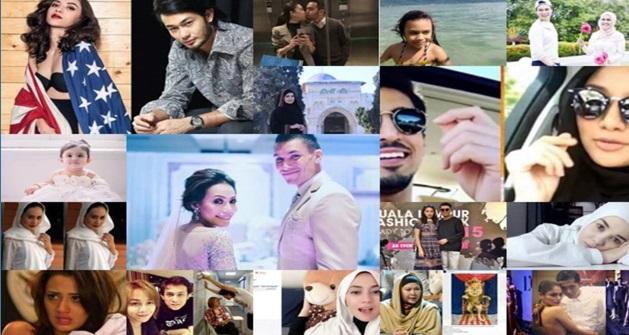 Suka, duka, isu & kontroversi dunia hiburan tanah air 2015