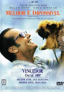 Filme Poster Melhor É Impossivel DVDRip XviD & RMVB Dublado