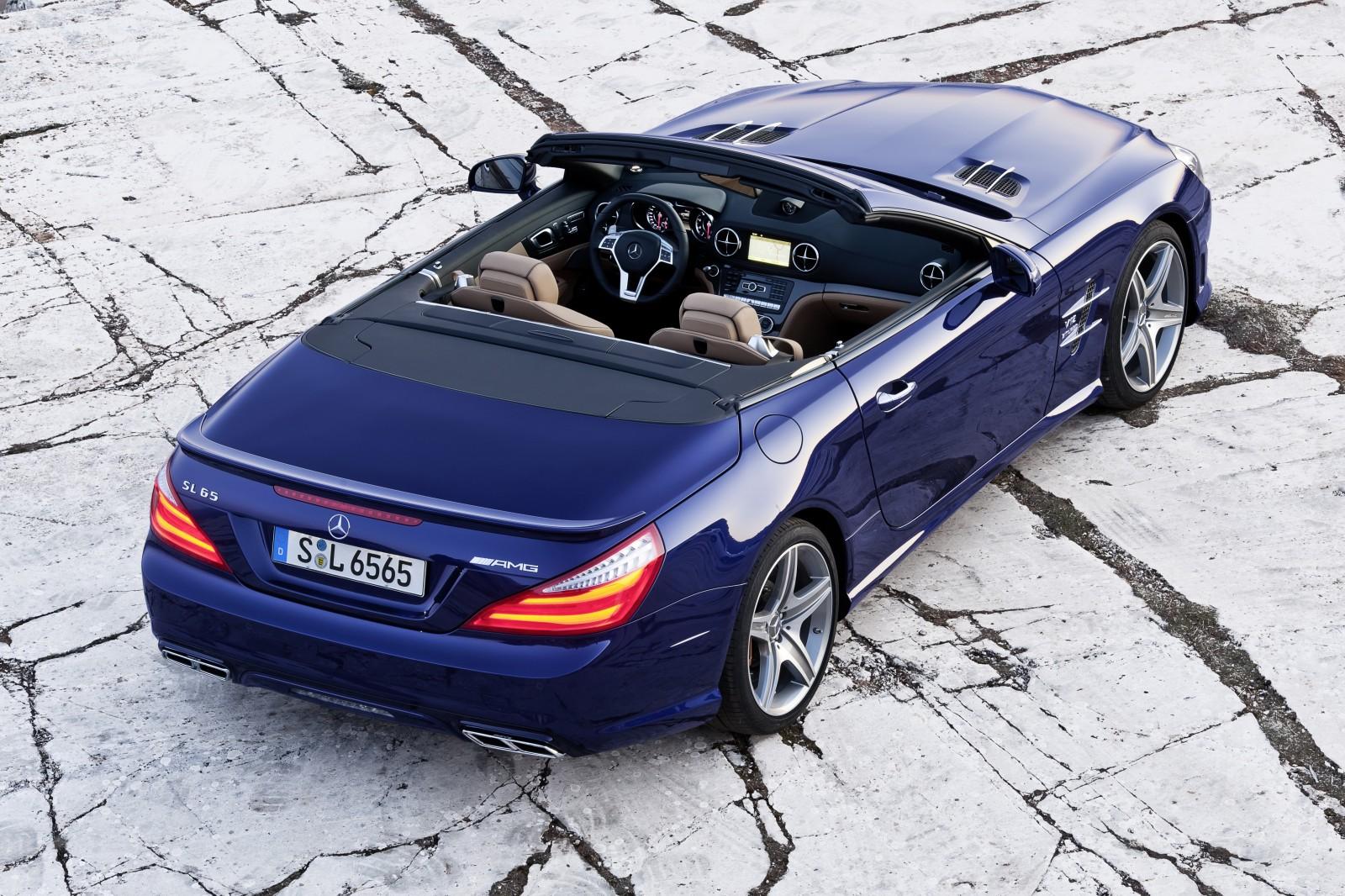 2013 mercedes benz sl class amg blue color cool cars for Mercedes benz sl 2013