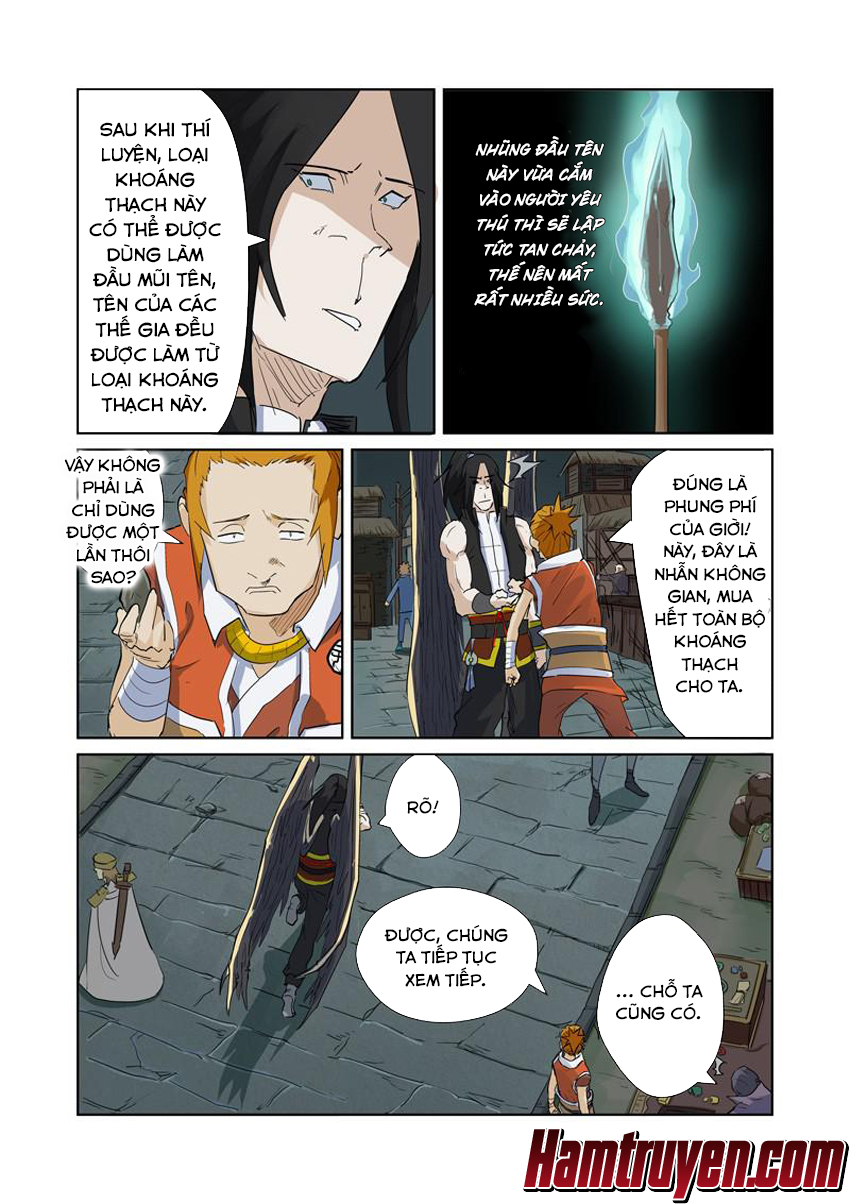 Tales of Demons and Gods chap 164.5 Trang 5 - p0sixspwn.com