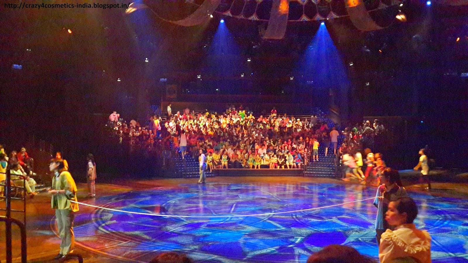 Hongkong Disneyland Lion King Show- Hongkong Disneyland Show Timings