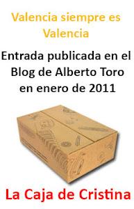 Enlace a las entradas olvidadas del Blog de Alberto Toro