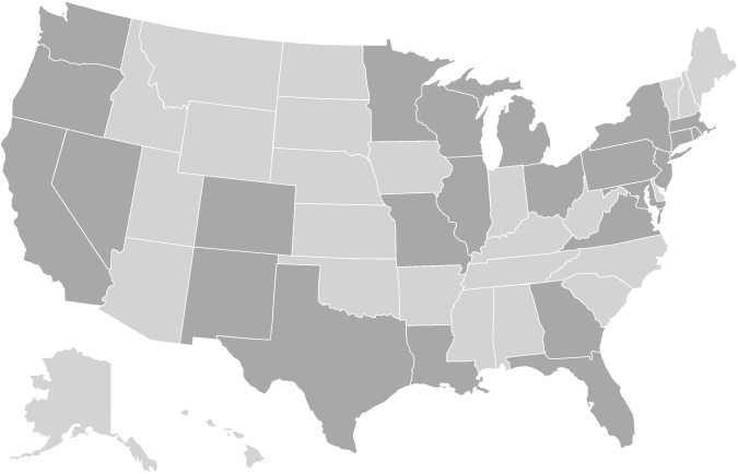 White on gray blank printable map of USA that needs to be rotated and I can't figure out how.